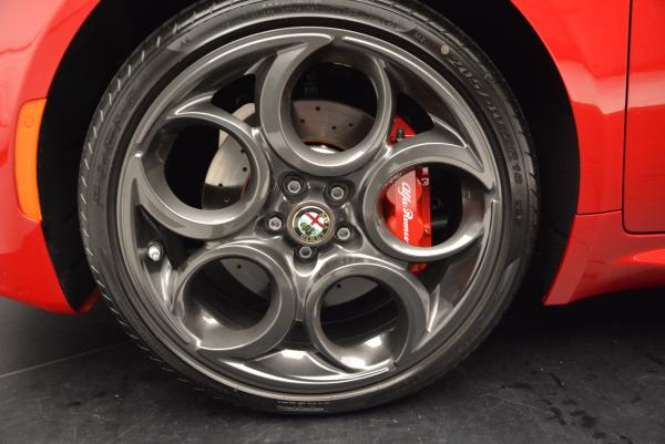 Used 2015 Alfa Romeo 4C for sale Sold at Pagani of Greenwich in Greenwich CT 06830 13