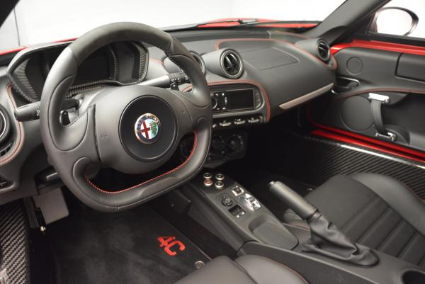 Used 2015 Alfa Romeo 4C for sale Sold at Pagani of Greenwich in Greenwich CT 06830 14