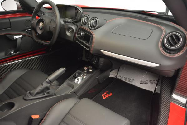 Used 2015 Alfa Romeo 4C for sale Sold at Pagani of Greenwich in Greenwich CT 06830 18