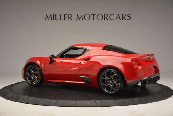 Used 2015 Alfa Romeo 4C for sale Sold at Pagani of Greenwich in Greenwich CT 06830 4