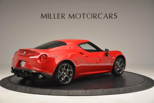 Used 2015 Alfa Romeo 4C for sale Sold at Pagani of Greenwich in Greenwich CT 06830 8