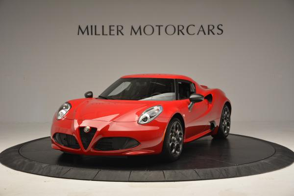 Used 2015 Alfa Romeo 4C for sale Sold at Pagani of Greenwich in Greenwich CT 06830 1