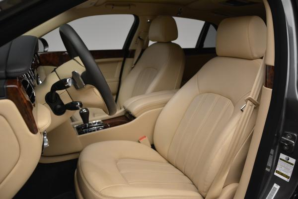 Used 2011 Bentley Mulsanne for sale Sold at Pagani of Greenwich in Greenwich CT 06830 17