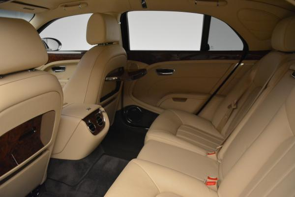 Used 2011 Bentley Mulsanne for sale Sold at Pagani of Greenwich in Greenwich CT 06830 20
