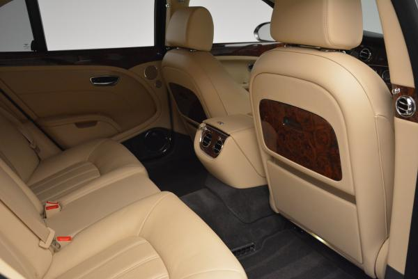 Used 2011 Bentley Mulsanne for sale Sold at Pagani of Greenwich in Greenwich CT 06830 28