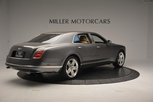 Used 2011 Bentley Mulsanne for sale Sold at Pagani of Greenwich in Greenwich CT 06830 8