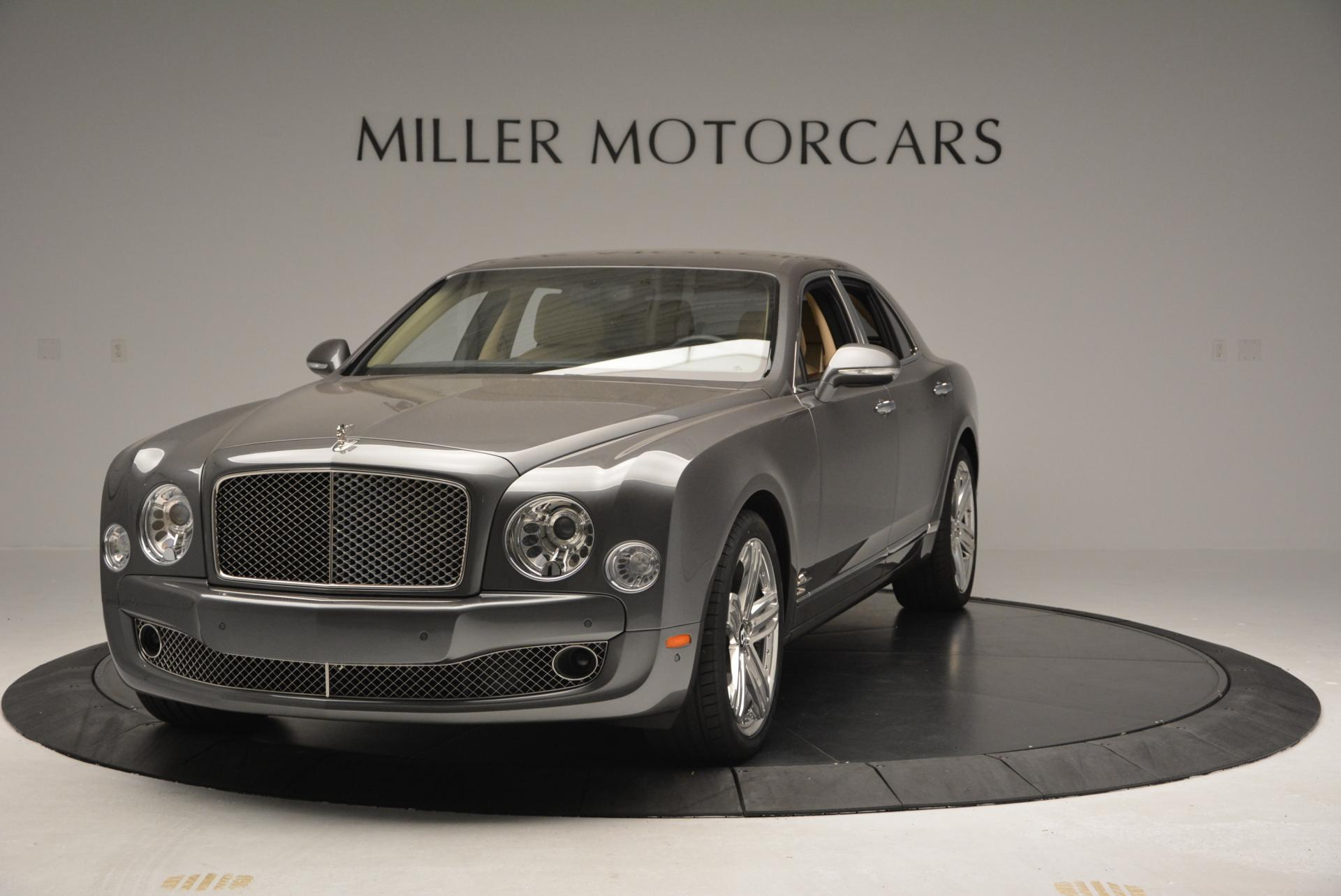 Used 2011 Bentley Mulsanne for sale Sold at Pagani of Greenwich in Greenwich CT 06830 1