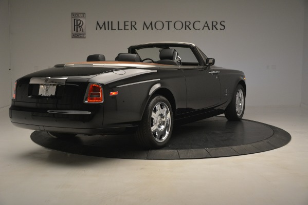 Used 2008 Rolls-Royce Phantom Drophead Coupe for sale Sold at Pagani of Greenwich in Greenwich CT 06830 11