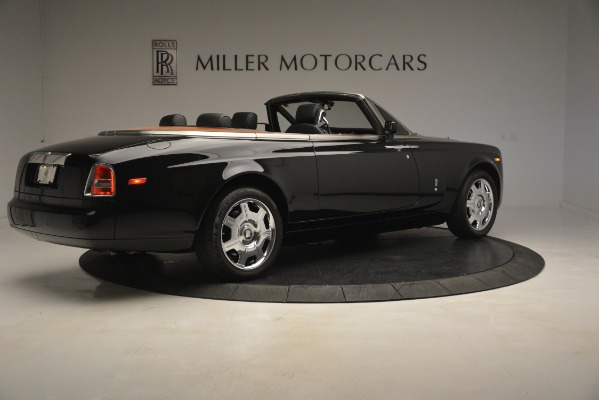 Used 2008 Rolls-Royce Phantom Drophead Coupe for sale Sold at Pagani of Greenwich in Greenwich CT 06830 12