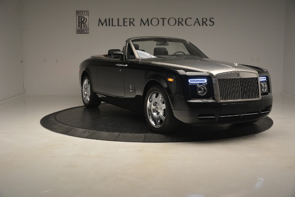 Used 2008 Rolls-Royce Phantom Drophead Coupe for sale Sold at Pagani of Greenwich in Greenwich CT 06830 16