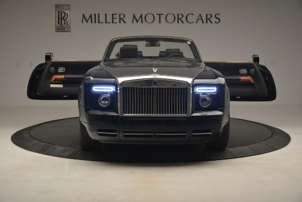 Used 2008 Rolls-Royce Phantom Drophead Coupe for sale Sold at Pagani of Greenwich in Greenwich CT 06830 17