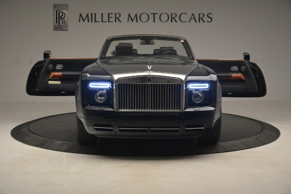 Used 2008 Rolls-Royce Phantom Drophead Coupe for sale Sold at Pagani of Greenwich in Greenwich CT 06830 18