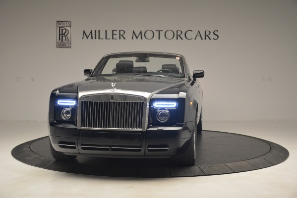 Used 2008 Rolls-Royce Phantom Drophead Coupe for sale Sold at Pagani of Greenwich in Greenwich CT 06830 2