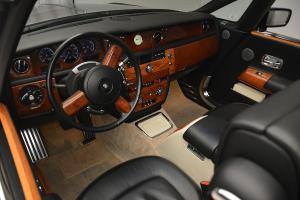 Used 2008 Rolls-Royce Phantom Drophead Coupe for sale Sold at Pagani of Greenwich in Greenwich CT 06830 22