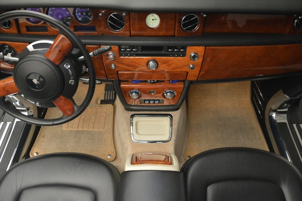 Used 2008 Rolls-Royce Phantom Drophead Coupe for sale Sold at Pagani of Greenwich in Greenwich CT 06830 23