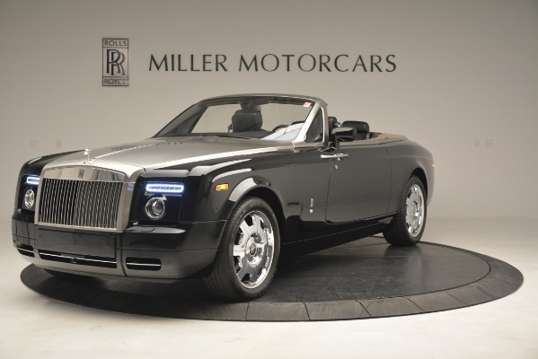Used 2008 Rolls-Royce Phantom Drophead Coupe for sale Sold at Pagani of Greenwich in Greenwich CT 06830 3
