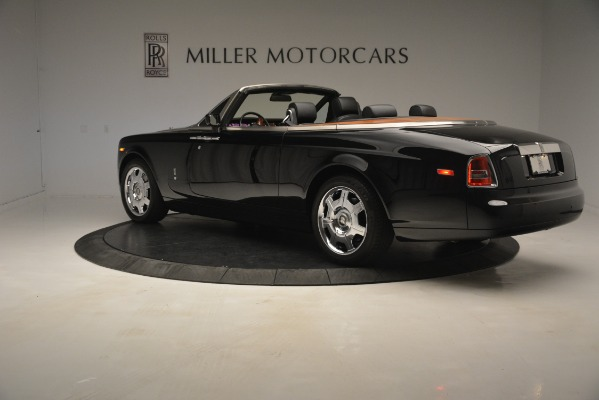Used 2008 Rolls-Royce Phantom Drophead Coupe for sale Sold at Pagani of Greenwich in Greenwich CT 06830 7