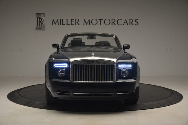 Used 2008 Rolls-Royce Phantom Drophead Coupe for sale Sold at Pagani of Greenwich in Greenwich CT 06830 8