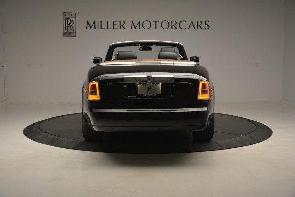 Used 2008 Rolls-Royce Phantom Drophead Coupe for sale Sold at Pagani of Greenwich in Greenwich CT 06830 9