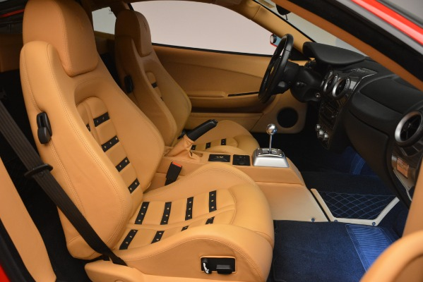 Used 2006 Ferrari F430 for sale Sold at Pagani of Greenwich in Greenwich CT 06830 18