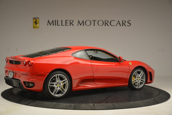 Used 2006 Ferrari F430 for sale Sold at Pagani of Greenwich in Greenwich CT 06830 8