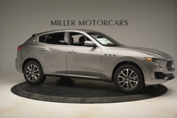 Used 2019 Maserati Levante Q4 for sale Sold at Pagani of Greenwich in Greenwich CT 06830 10