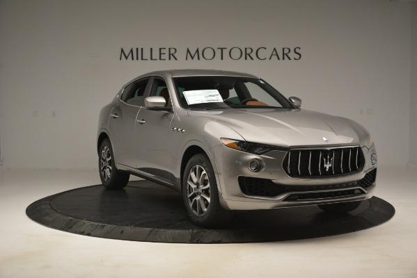New 2019 Maserati Levante Q4 for sale $59,900 at Pagani of Greenwich in Greenwich CT 06830 11