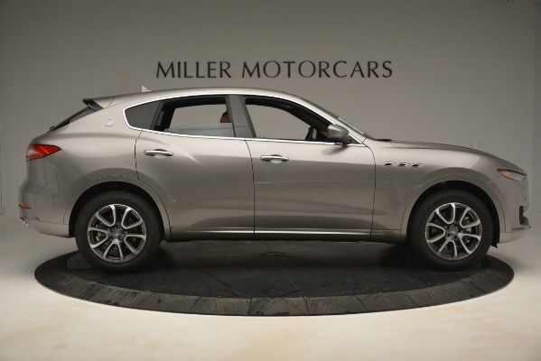 Used 2019 Maserati Levante Q4 for sale Sold at Pagani of Greenwich in Greenwich CT 06830 9