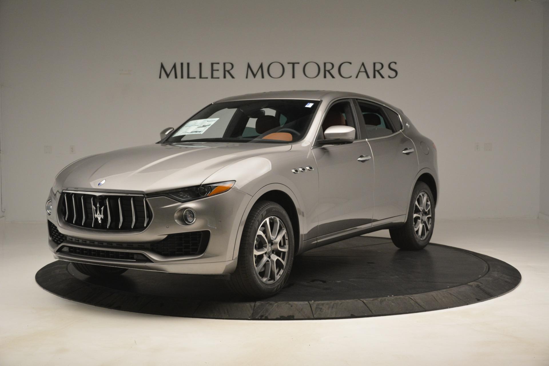 New 2019 Maserati Levante Q4 for sale $59,900 at Pagani of Greenwich in Greenwich CT 06830 1