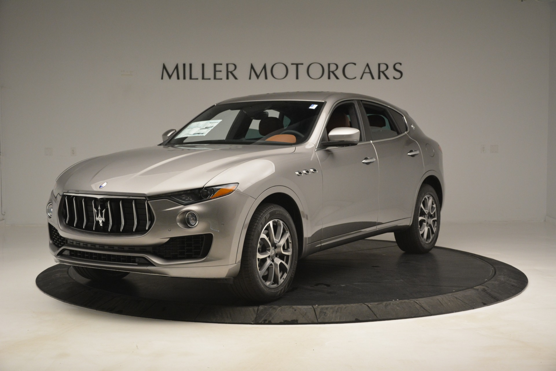 Used 2019 Maserati Levante Q4 for sale Sold at Pagani of Greenwich in Greenwich CT 06830 1