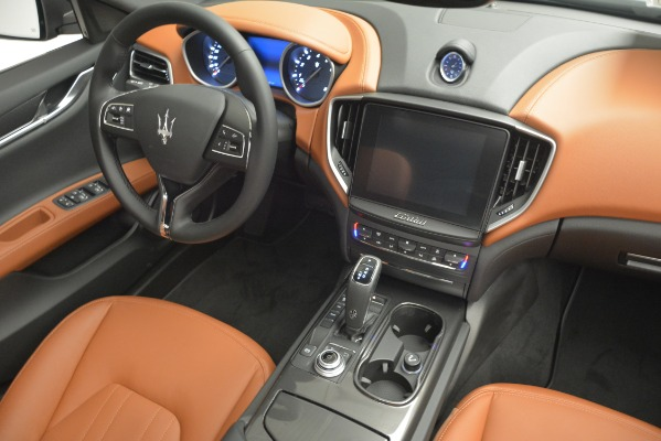 New 2019 Maserati Ghibli S Q4 for sale Sold at Pagani of Greenwich in Greenwich CT 06830 17