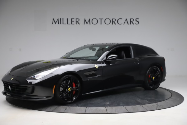 Used 2018 Ferrari GTC4Lusso for sale Sold at Pagani of Greenwich in Greenwich CT 06830 2