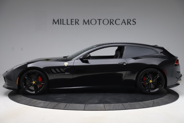 Used 2018 Ferrari GTC4Lusso for sale Sold at Pagani of Greenwich in Greenwich CT 06830 3