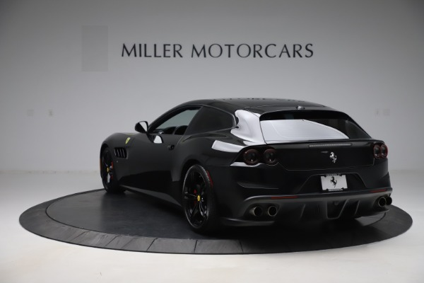 Used 2018 Ferrari GTC4Lusso for sale Sold at Pagani of Greenwich in Greenwich CT 06830 5