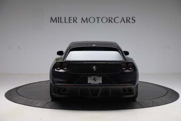 Used 2018 Ferrari GTC4Lusso for sale Sold at Pagani of Greenwich in Greenwich CT 06830 6