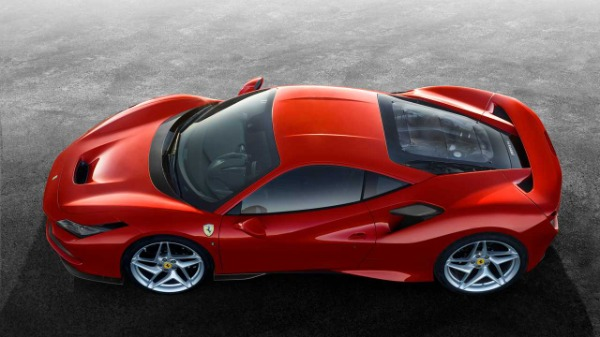 New 2021 Ferrari F8 Tributo for sale Call for price at Pagani of Greenwich in Greenwich CT 06830 2