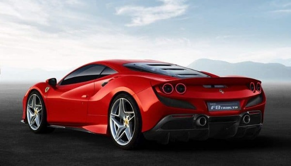 New 2021 Ferrari F8 Tributo for sale Call for price at Pagani of Greenwich in Greenwich CT 06830 3