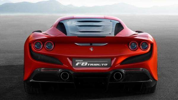 New 2021 Ferrari F8 Tributo for sale Call for price at Pagani of Greenwich in Greenwich CT 06830 5