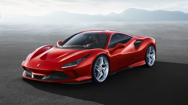 New 2021 Ferrari F8 Tributo for sale Call for price at Pagani of Greenwich in Greenwich CT 06830 1
