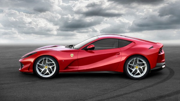New 2021 Ferrari 812 Superfast for sale Call for price at Pagani of Greenwich in Greenwich CT 06830 2