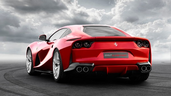 New 2021 Ferrari 812 Superfast for sale Call for price at Pagani of Greenwich in Greenwich CT 06830 3