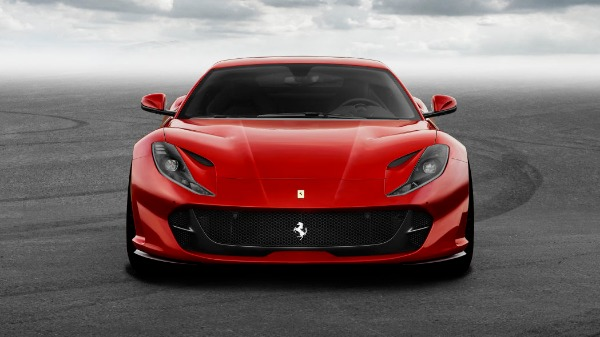 New 2021 Ferrari 812 Superfast for sale Call for price at Pagani of Greenwich in Greenwich CT 06830 4