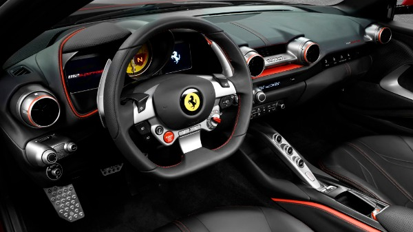 New 2021 Ferrari 812 Superfast for sale Call for price at Pagani of Greenwich in Greenwich CT 06830 5