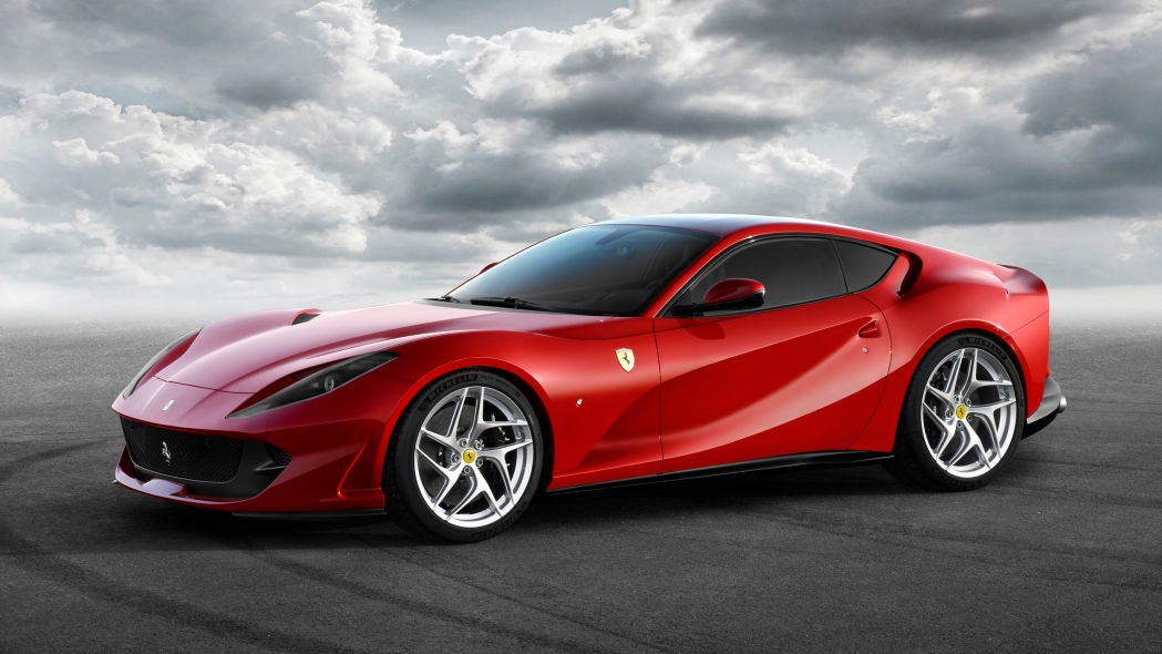 New 2021 Ferrari 812 Superfast for sale Call for price at Pagani of Greenwich in Greenwich CT 06830 1