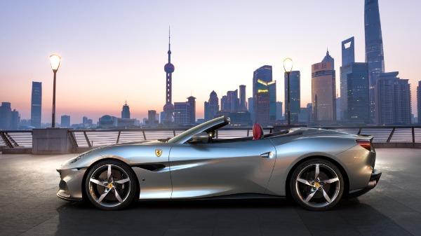 New 2022 Ferrari Portofino M for sale Call for price at Pagani of Greenwich in Greenwich CT 06830 2