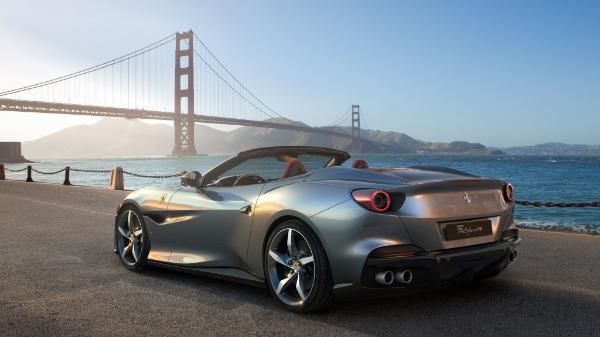 New 2022 Ferrari Portofino M for sale Call for price at Pagani of Greenwich in Greenwich CT 06830 3