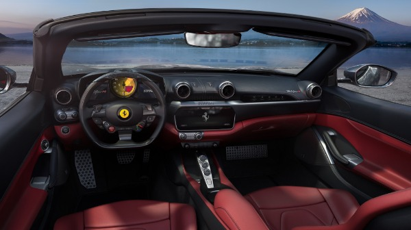 New 2020 Ferrari Portofino for sale Call for price at Pagani of Greenwich in Greenwich CT 06830 4