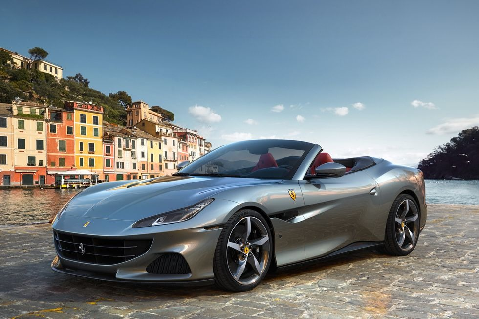 New 2020 Ferrari Portofino for sale Call for price at Pagani of Greenwich in Greenwich CT 06830 1