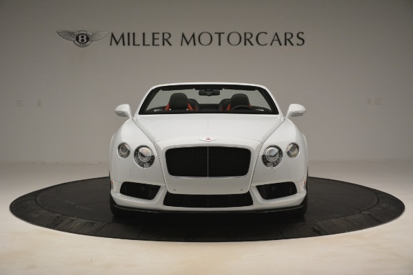 Used 2014 Bentley Continental GT V8 S for sale Sold at Pagani of Greenwich in Greenwich CT 06830 12