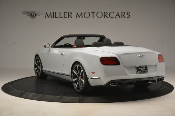 Used 2014 Bentley Continental GT V8 S for sale Sold at Pagani of Greenwich in Greenwich CT 06830 5